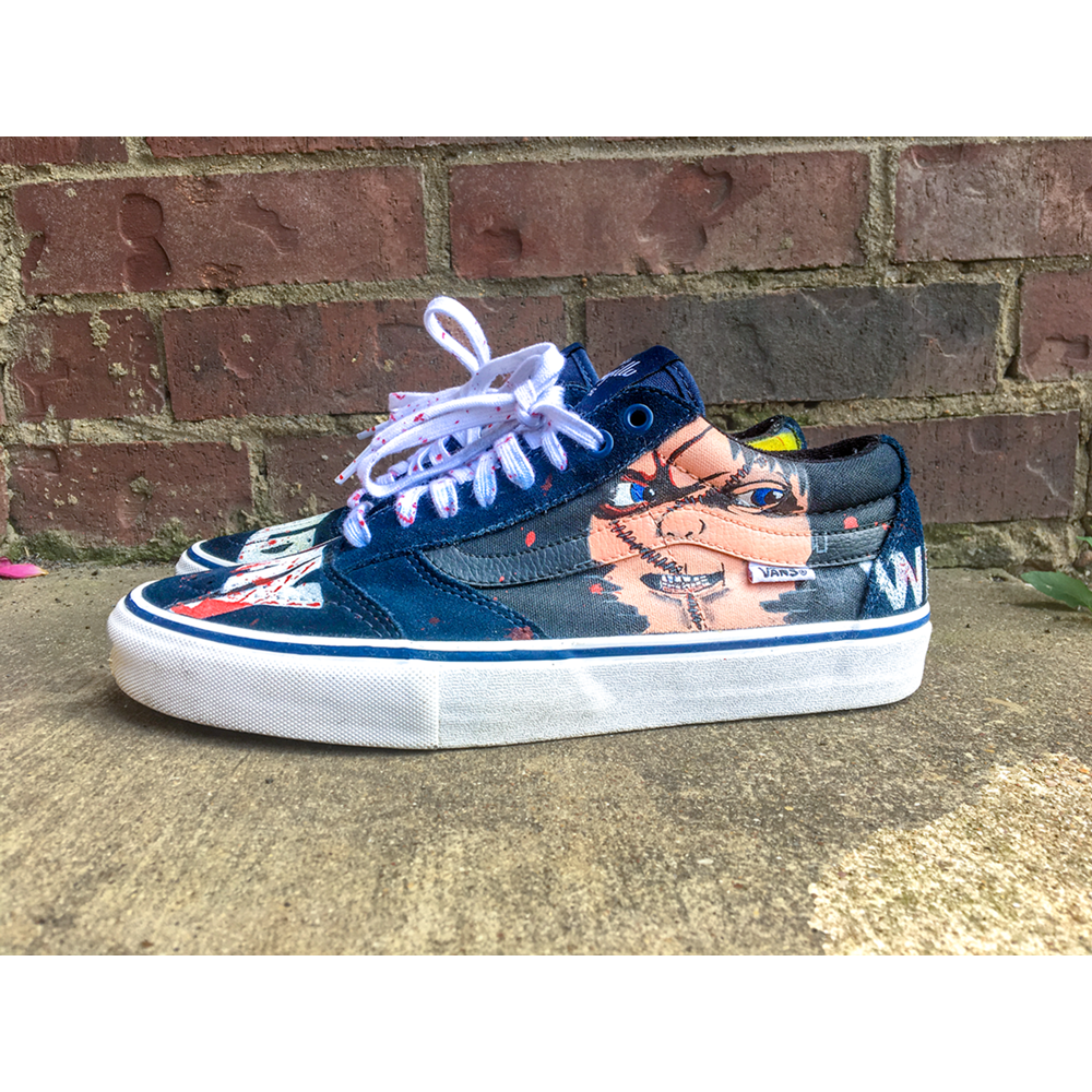 Custom Child's Play Vans