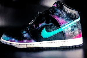 "SB Dunk High ""Cohenology"""