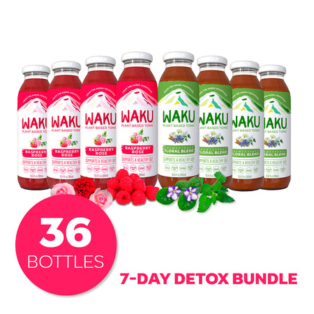 7-Day Gut Detox Bundle (36 bottles)