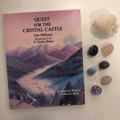 Quest for the Crystal Castle-Your Children-Awaken Store