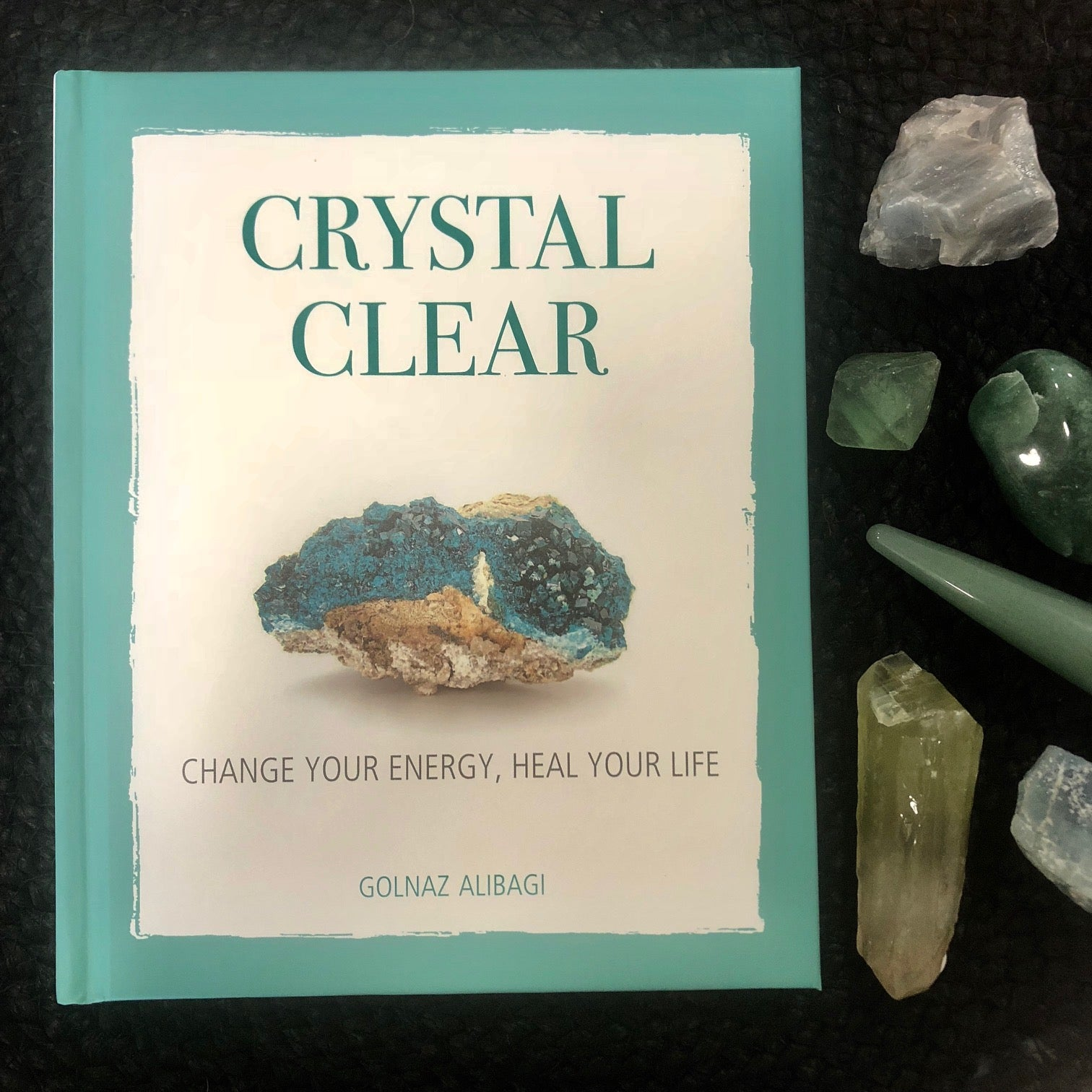 Crystal Clear-Your Enlightenment-Awaken Store
