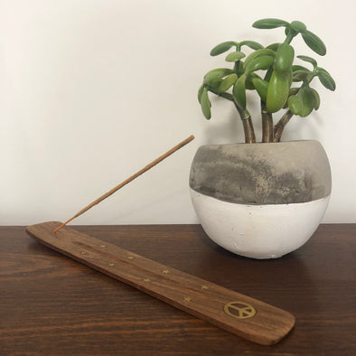 Wooden Incense Holder-Your Home-Awaken Store