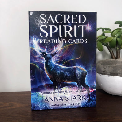 Sacred Spirit Oracle Cards-Your Enlightenment-Awaken Store