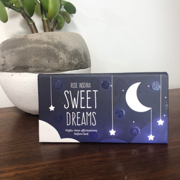 Sweet Dreams - Mini Affirmation Cards-Your Enlightenment-Awaken Store
