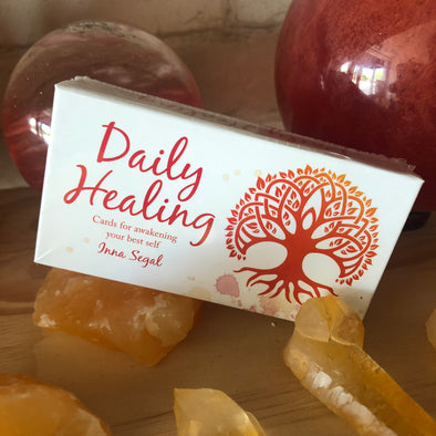 Daily Healing - Mini Affirmation Cards