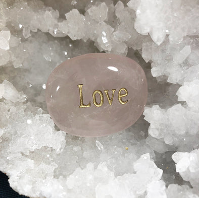 Rose Quartz Love Stones