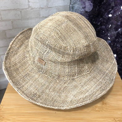 Hemp Hat - Fisherman Smooth Edge