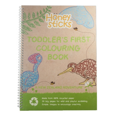 Toddlers Colouring Book