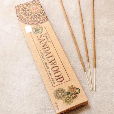 Goloka Natural Incense Sticks-Your Home-Awaken Store