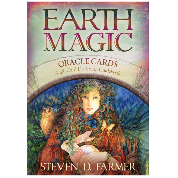Earth Magic Oracle Cards-Your Enlightenment-Awaken Store