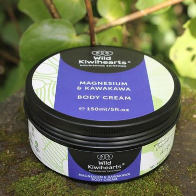 Magnesium and Kawakawa Body Cream