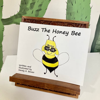 Buzz The Honey Bee
