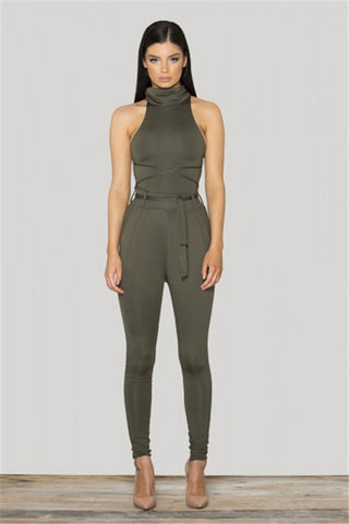 Sexy backless jumpsuit,  see size chart,