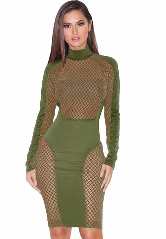 Sexy mini long sleeve hollow out dress,  club wear, party dress,  see size chat,