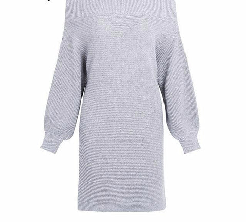 Kitty knitted sweater/dress