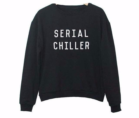 Cotton, Polyester, Knitted Casual Knitted serial chiller sweater,  Fits true size,  Fall fashion
