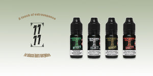 1111 11 11 E-liquid Range by Dinner Lady Review