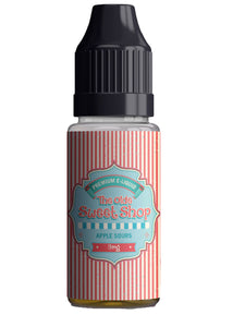 Apple Sours by The Olde Sweet Shop E-liquid