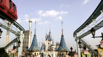 Lotte World: A Haven Full of Food and Fun