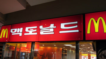 Three Popular Fast Food Menu Items Only Found in Korea