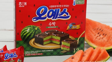 Top 5 Best Fruit Flavored Korean Snacks