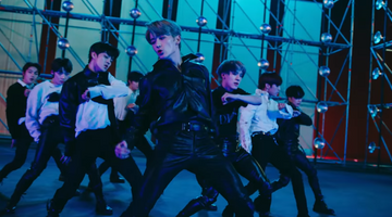 THE BOYZ 'Reveal' First Full-Length Album