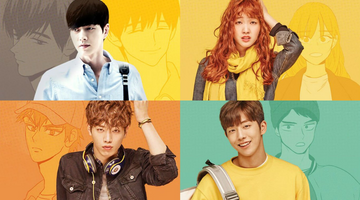 From Sketch to Screen: K-Dramas Based on Webtoons!