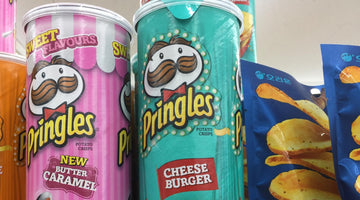 Pringles Have Taken Flavor To a New Level in Korea