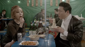 20 Times You See Food In A YG Music Video