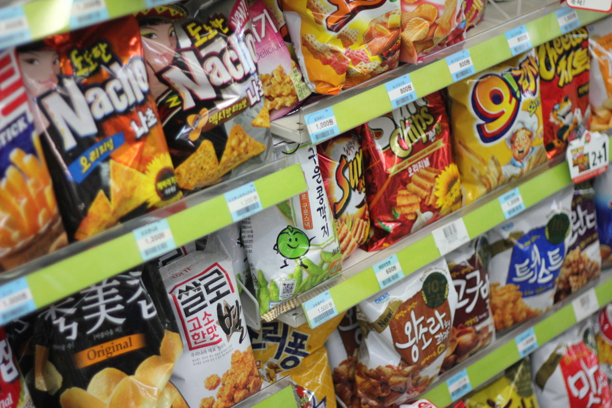 Hit the Road with these 8 Korean Snacks