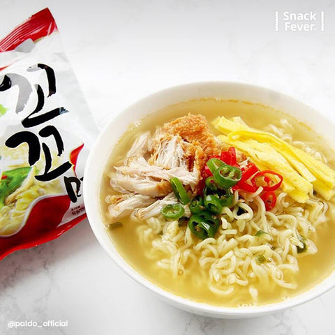 Chicken box_paldo chicken ramen