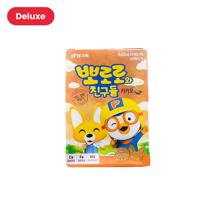 Pororo's Friends (Cacao)