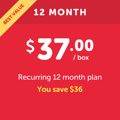 Deluxe - 12 Month Prepay