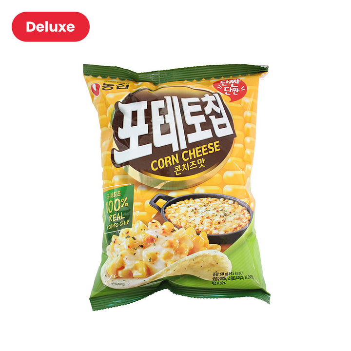 Potato chips (Corn Cheese Flavor)