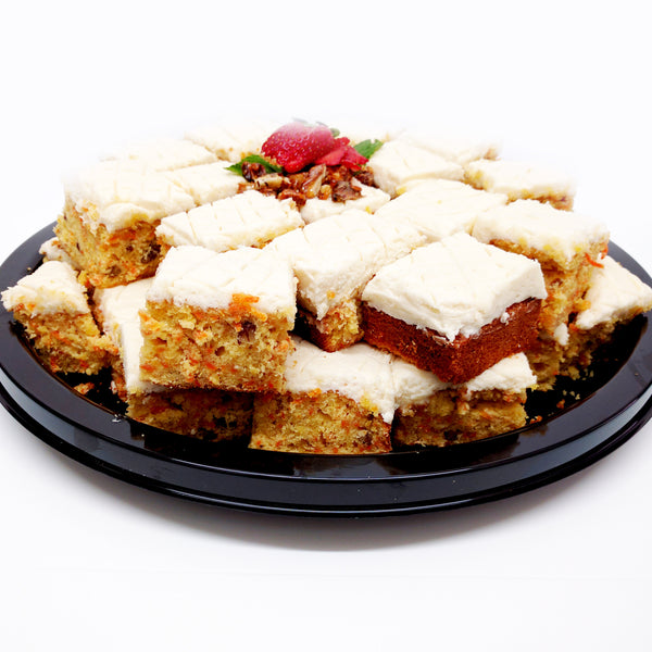 Carrot Cake Party Tray