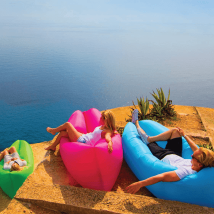 Paradise Inflatable Lounge Bag