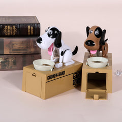 The World's Cutest Dog Coin Bank