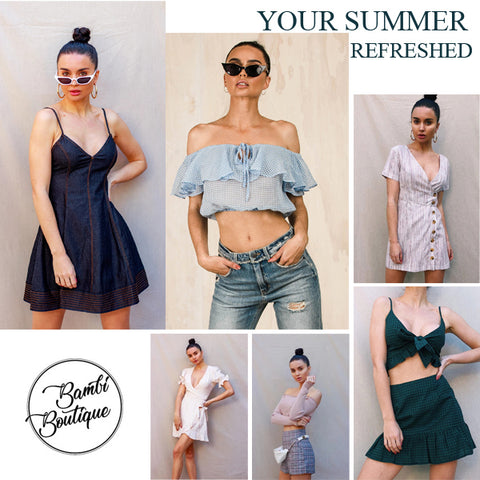 Top summer fashion ideas 2020