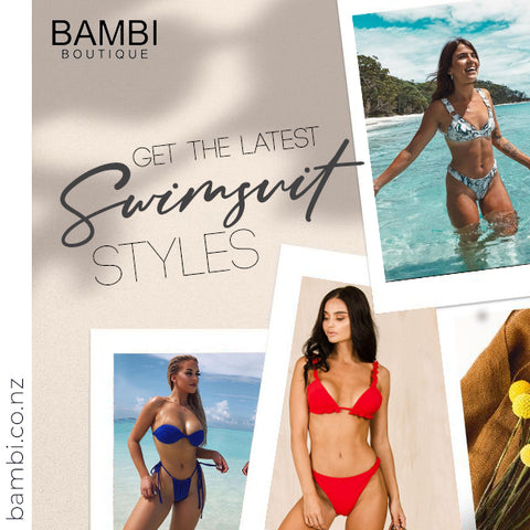 swimsuit wear trends in New Zealand