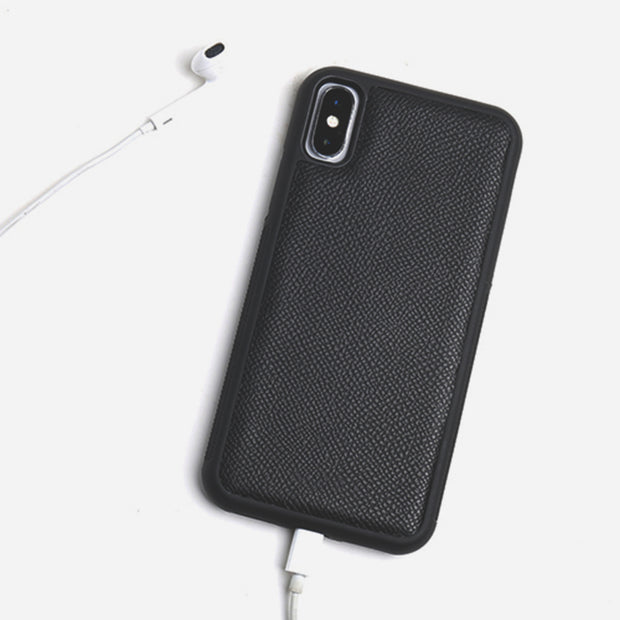 iPhone X/XS Phone Case - Onyx Black