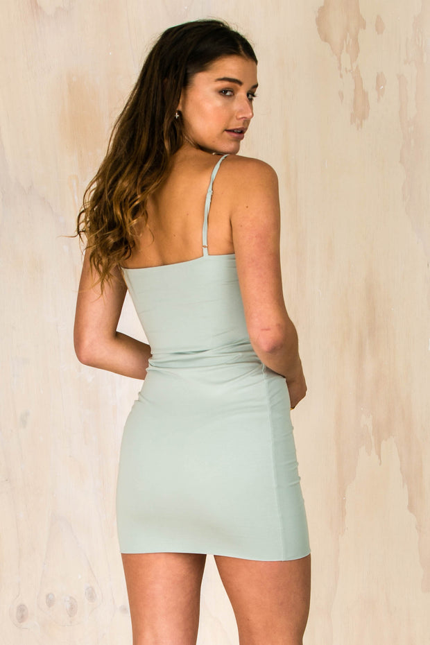 Dorine Dress - Turquoise