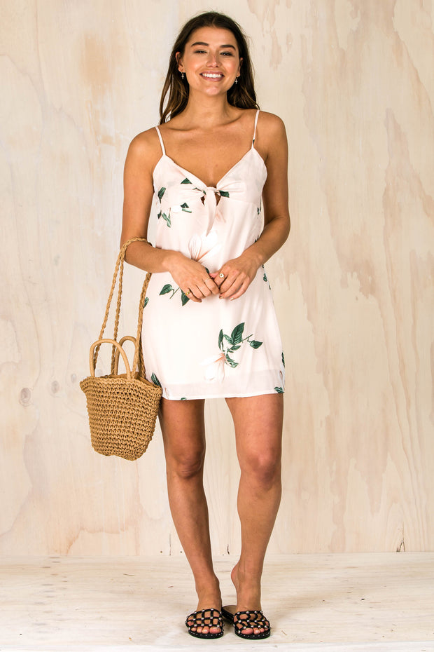 Vacay Floral Dress