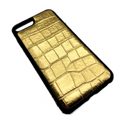 iPhone 8 PLUS Phone Case - Lustrous Gold