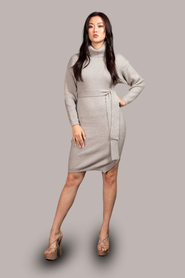 Alyssa Dress Grey