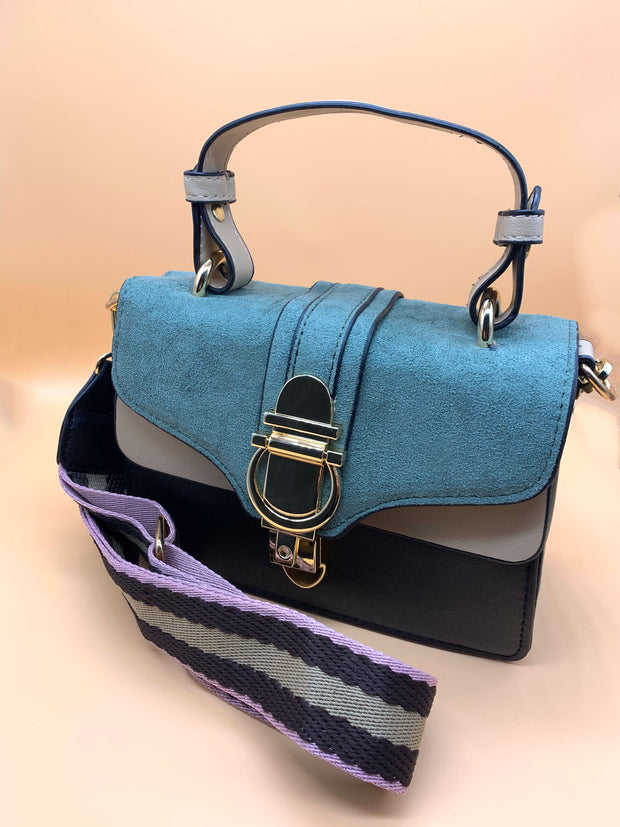 Gracie Bag Blue