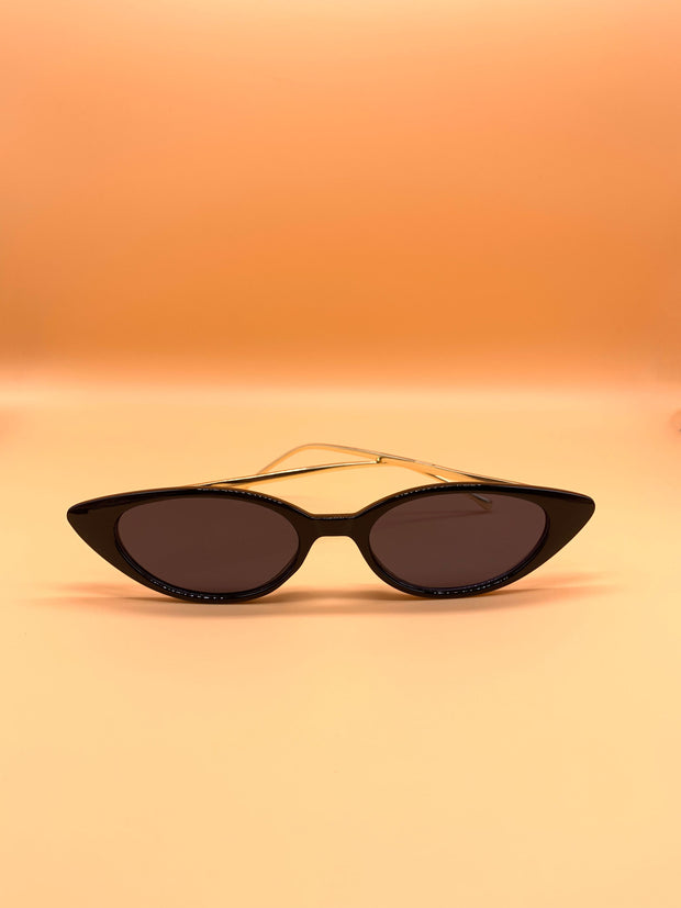 CatEye Sunglasses - Black