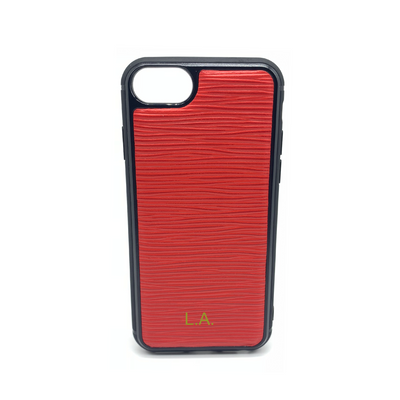 iPhone 8 Phone Case - Hot Red
