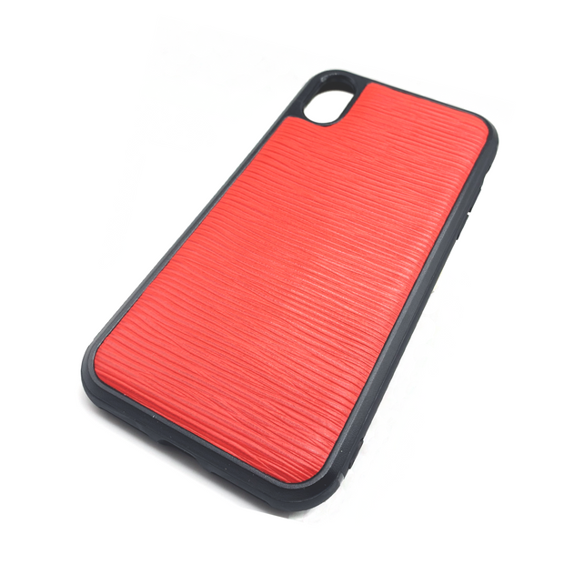 iPhone X/XS Phone Case - Hot Red