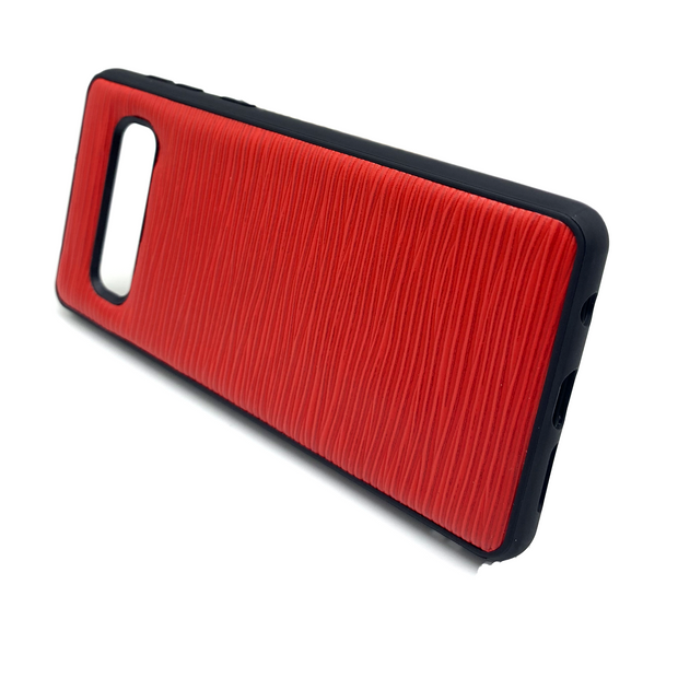 Samsung S10 PLUS Phone Case - Hot Red