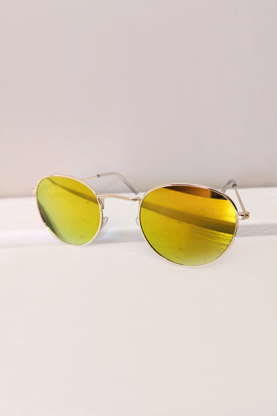 Vana Round Sunglasses - Multicoloured